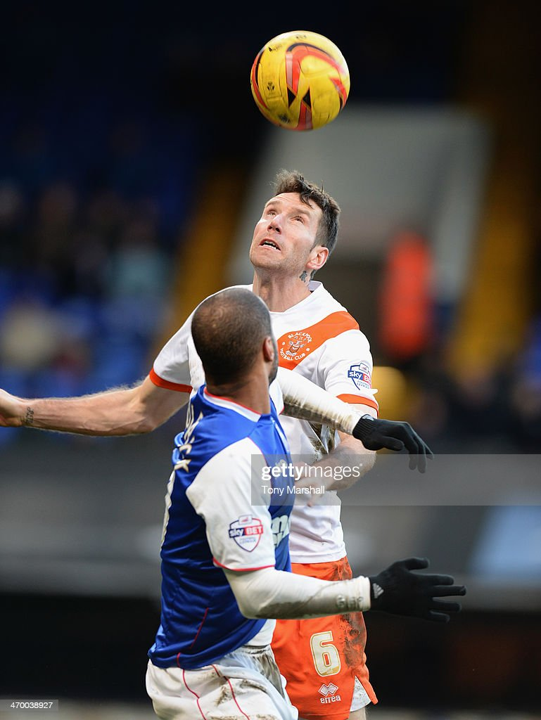 Ipswich Town v Blackpool - Sky Bet Championship