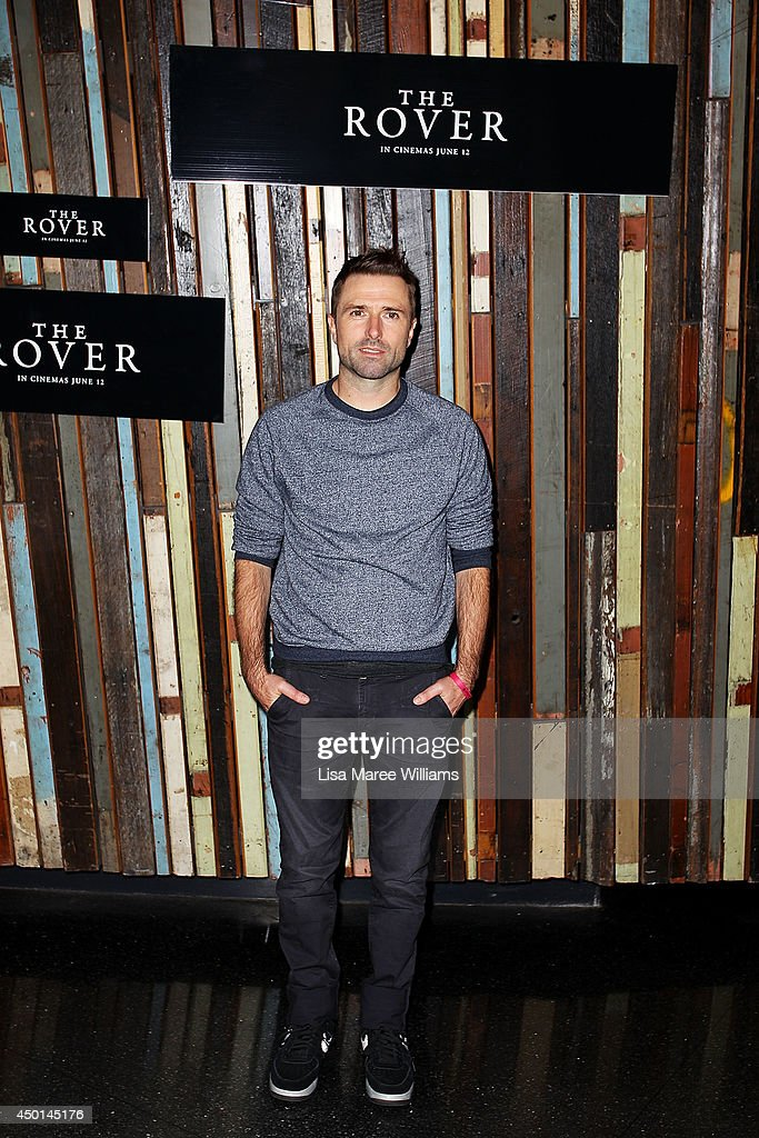 David Michod attends a photo call for 'The Rover' as part of the Sydney Film Festival at Sydney Theatre on June 6, 2014 in Sydney, Australia.