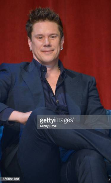 David Miller of Il Divo attends a news conference announcing the group's September sixshow headlining engagement 'Il Divo This is Your Night Live in...