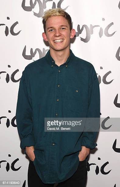 David Moorst attends the press night performance of 'Shopping And Fucking' at The Lyric Hammersmith on October 12 2016 in London England