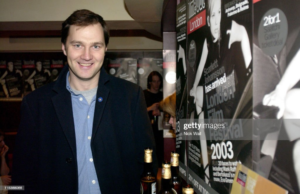 "The Times BFI London Film Festival 2003 - ""Casa De Los Babys"" Screening"