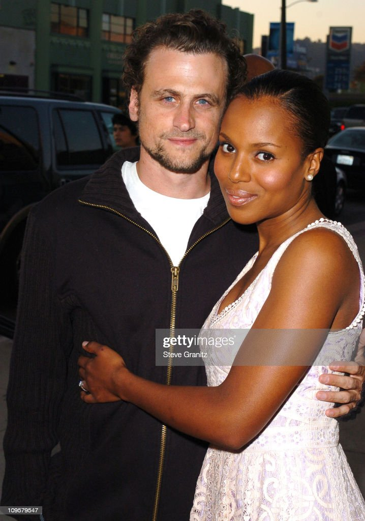 David Moscow and Kerry Washington during 'Reefer Madness' Showtime Networks Los Angeles Premiere Arrivals at Regent Showcase Cinemas in Hollywood...