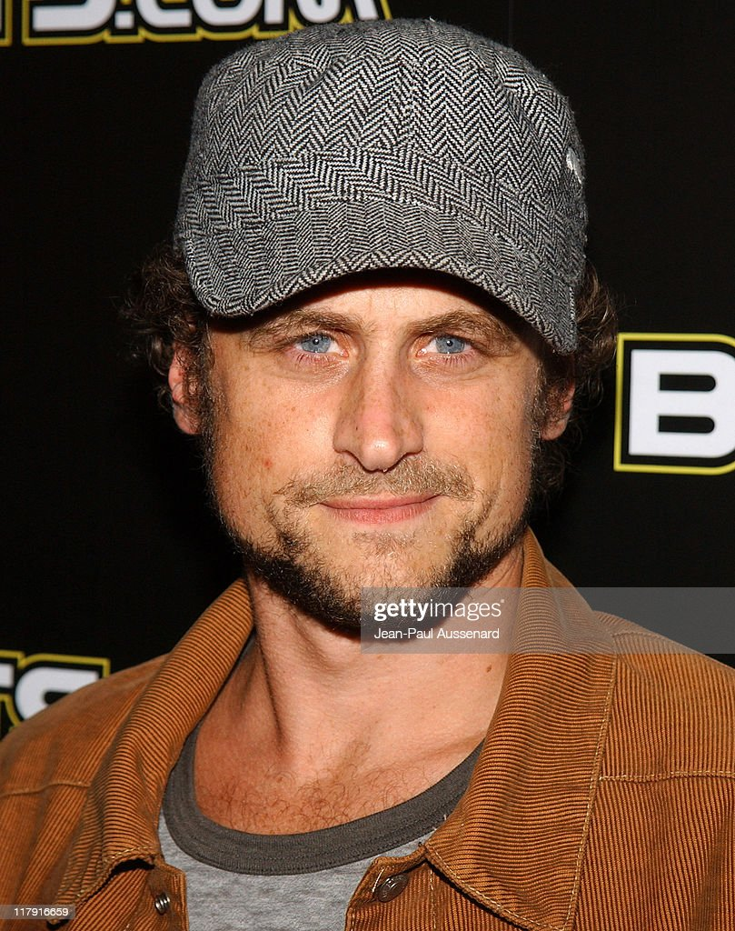 David Moscow during 2005 BosPokercom Celebrity Poker Tournament Arrivals at Private Residence in Beverly Hills California United States