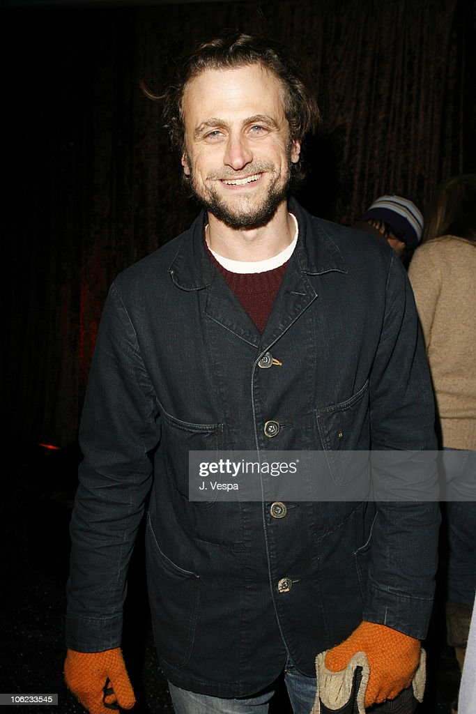 David Moscow during 2007 Park City William Morris Party at The Shop in Park City Utah United States