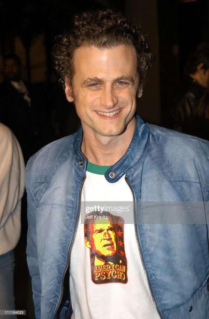 David Moscow during Just Married Premiere at Cinerama Dome in Hollywood CA United States