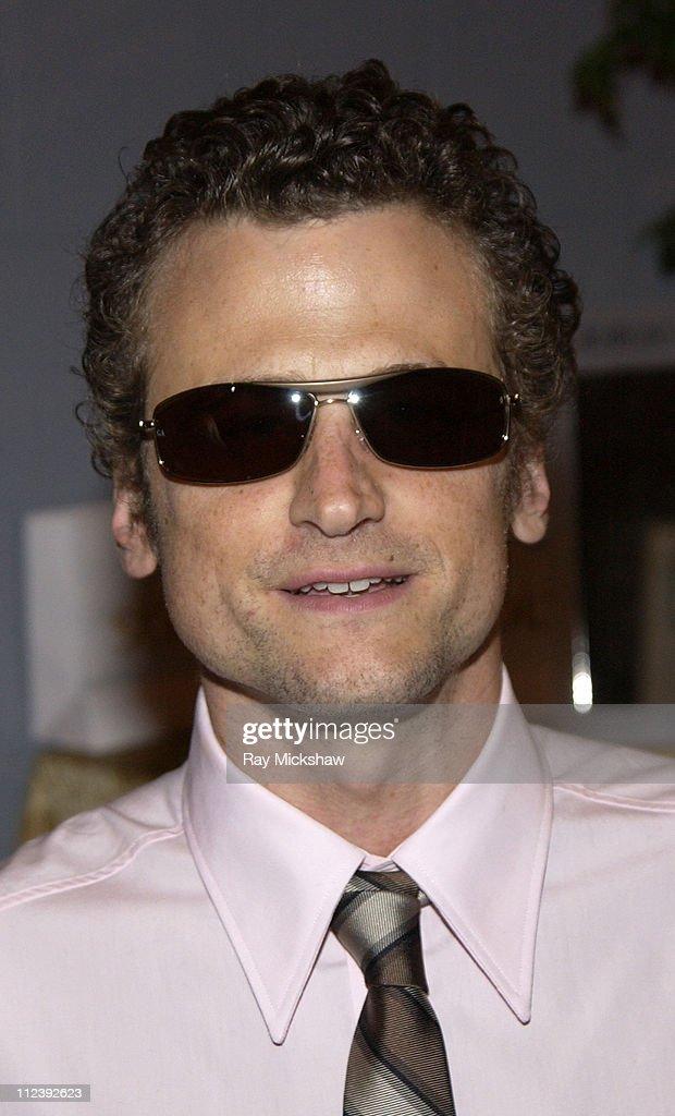 David Moscow wearing Giorgio Armani 218S Sunglasses