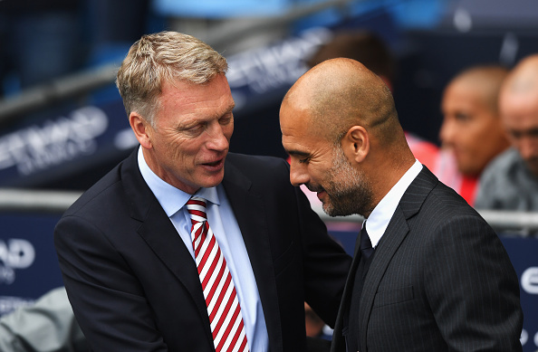 Manchester City v Sunderland - Premier League : News Photo