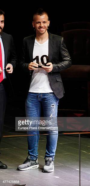 David Munoz attends 'Lifestyle 10 Awards' 2015 on June 16 2015 in Madrid Spain