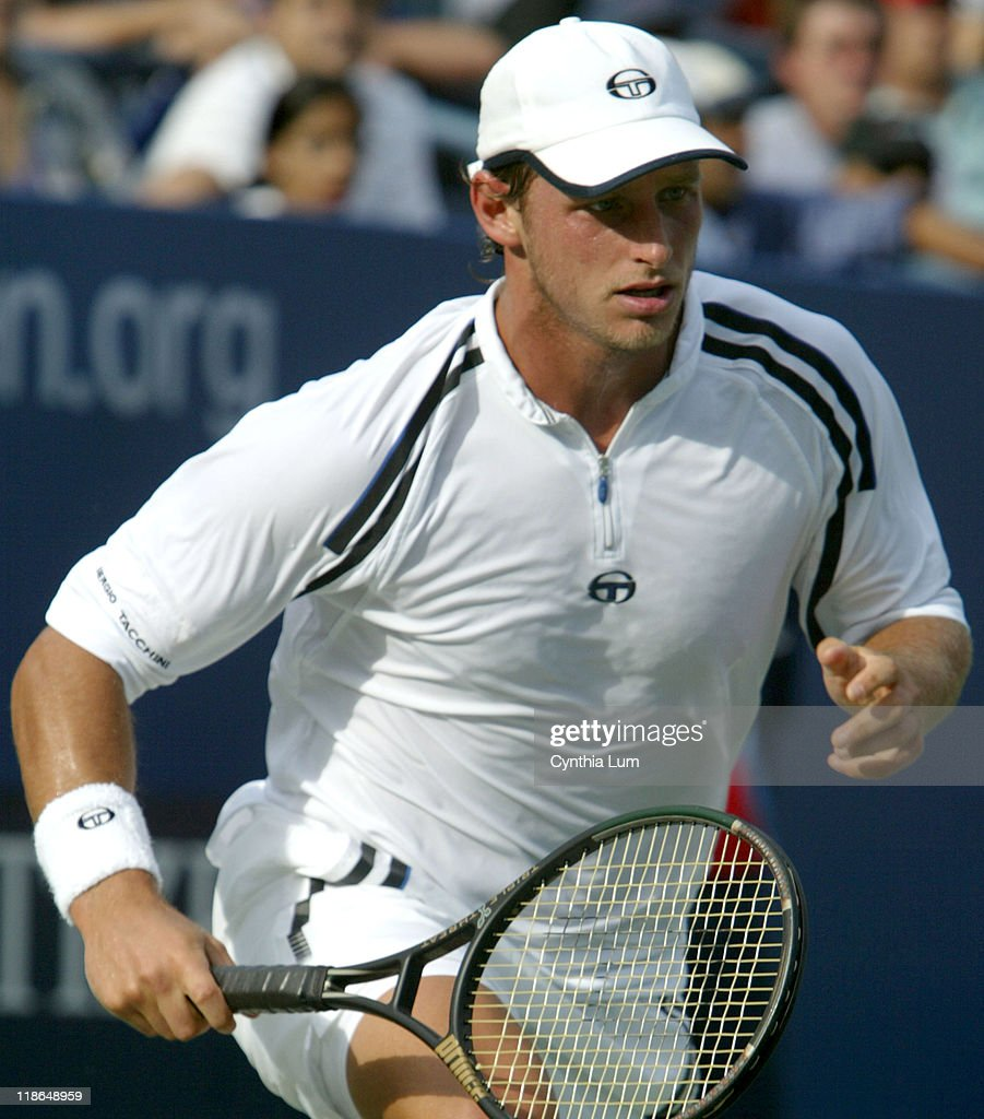 2003 US Open - Men's Singles - Quarterfinals - David Nalbandian vs Younes El
