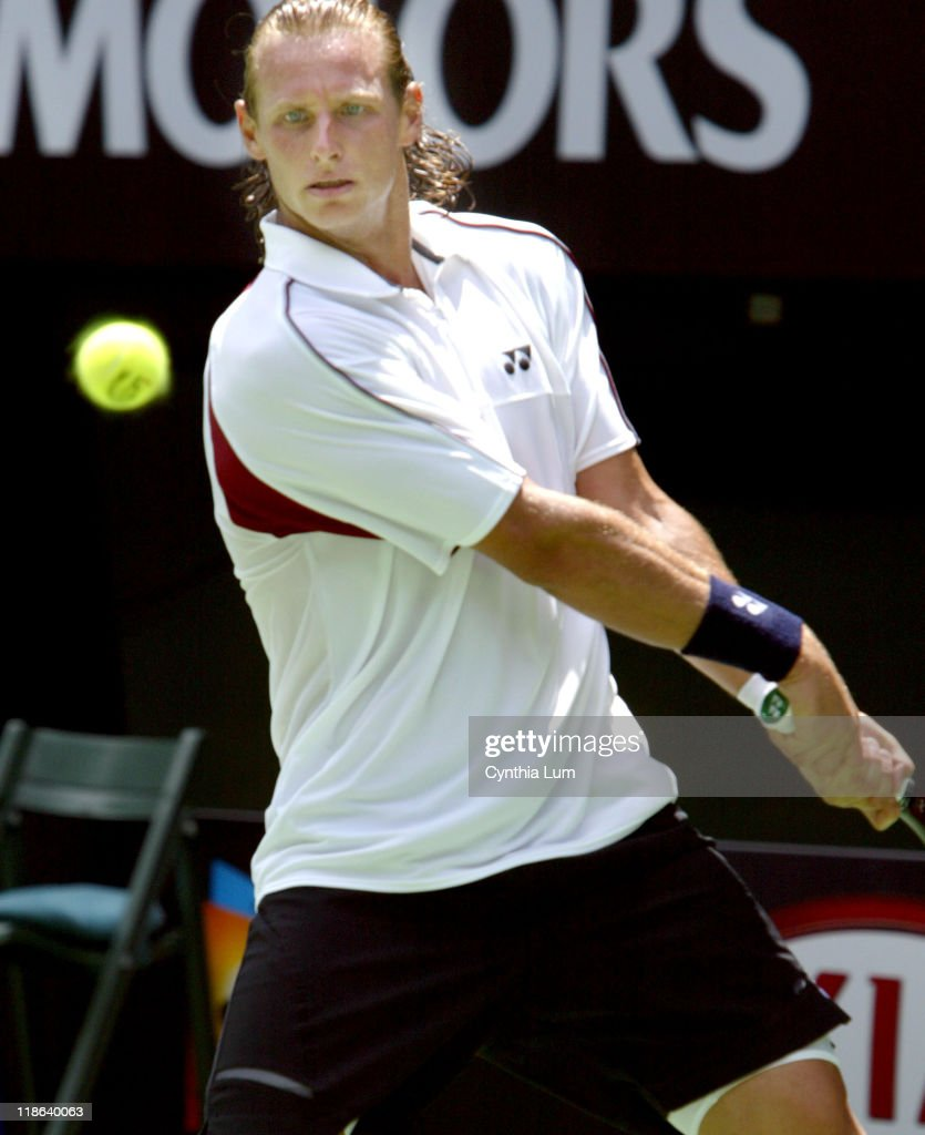 2004 Australian Open - Men's Singles - Fourth Round - David Nalbandian vs