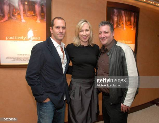 David Nelson and Arlene Donnelly Nelson Directors and Spencer Tunick Photographer