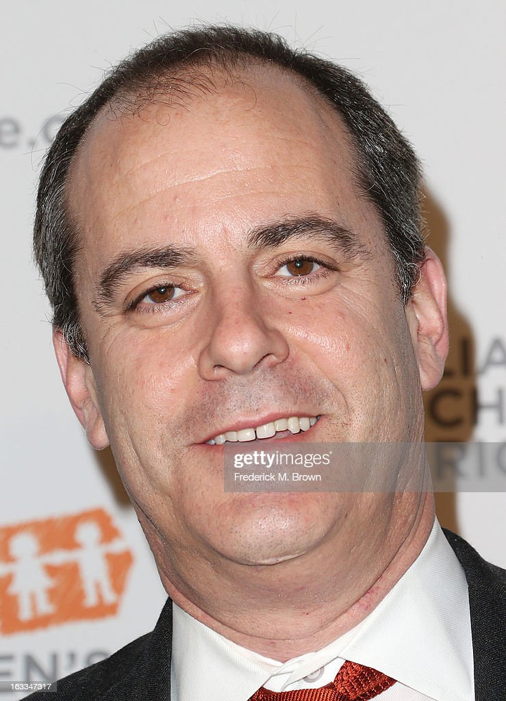 David Nevins, President of Entertainment, Showtime Network, attends The Alliance For Children's Rights' 21st Annual Dinner at The Beverly Hilton Hotel on March 7, 2013 in Beverly Hills, California.