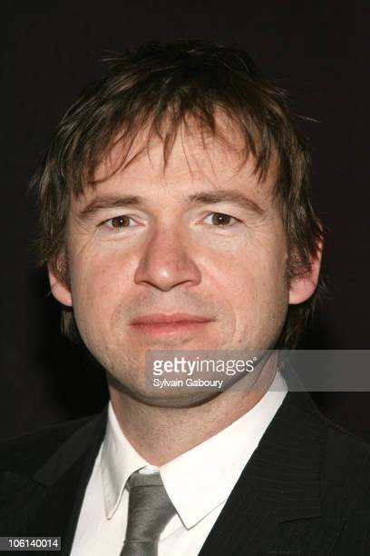 David Nicholls during 'Starter For Ten' New York City Premiere Arrivals at Tribeca Grand Screening Room at 2 Avenue of The Americas in New York City...