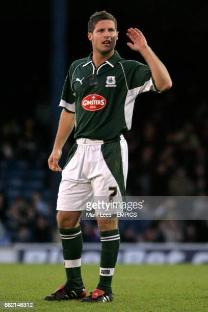 David Norris Plymouth Argyle