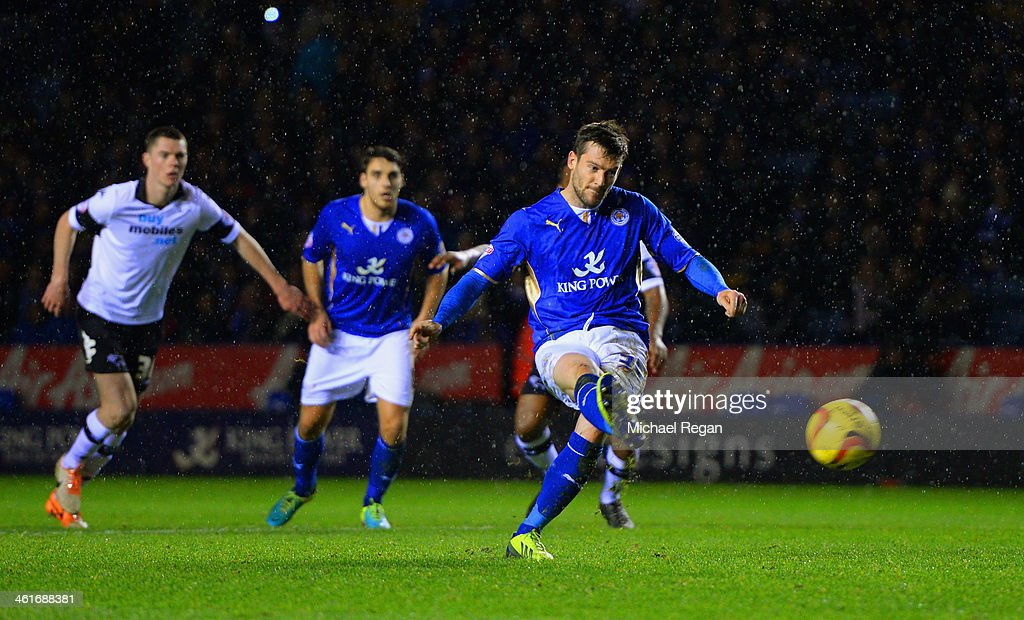 Leicester City v Derby County - Sky Bet Championship