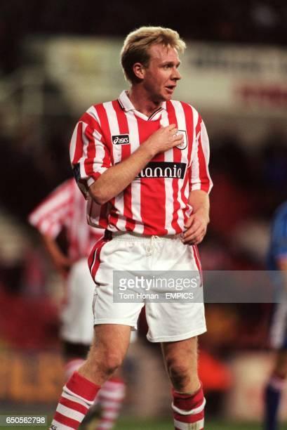 David Oldfield Stoke City