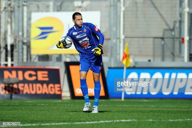 David OSPINA Nice / Bordeaux 5eme journee de Ligue