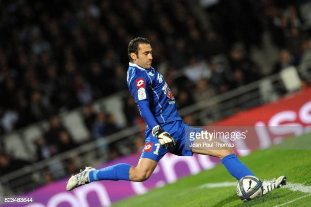 David OSPINA Lyon / Nice 13e journee Ligue 1