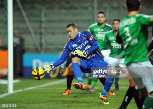 David OSPINA Saint Etienne / Nice 25e journee de Ligue 1