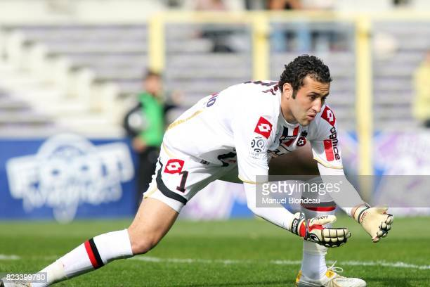 David OSPINA Toulouse /Nice 30eme journee de Ligue 1 Stadium de Toulouse