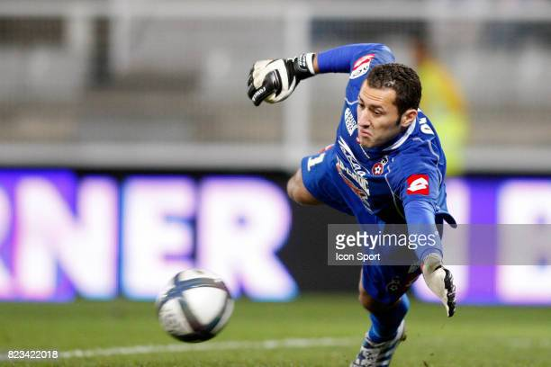 David OSPINA Auxerre / Nice 11eme journee de Ligue 1