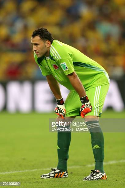 David Ospina Colombia goalkeeper