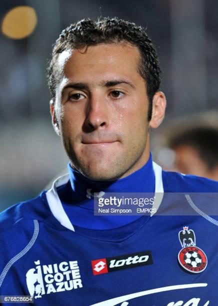 David Ospina OGC Nice goalkeeper