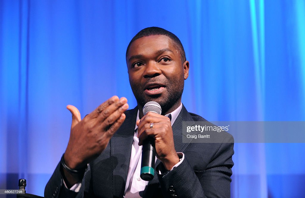 <a gi-track='captionPersonalityLinkClicked' href=/galleries/search?phrase=David+Oyelowo&family=editorial&specificpeople=633075 ng-click='$event.stopPropagation()'>David Oyelowo</a> attends an Official Academy Members Screening Of SELMA hosted by The Academy Of Motion Picture Arts And Sciences at The Academy Theatre at Lighthouse International on December 15, 2014 in New York City.