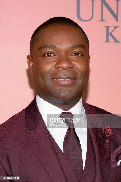 David Oyelowo attends the 'A United Kingdom' world premiere at The Paris Theatre on February 6 2017 in New York City