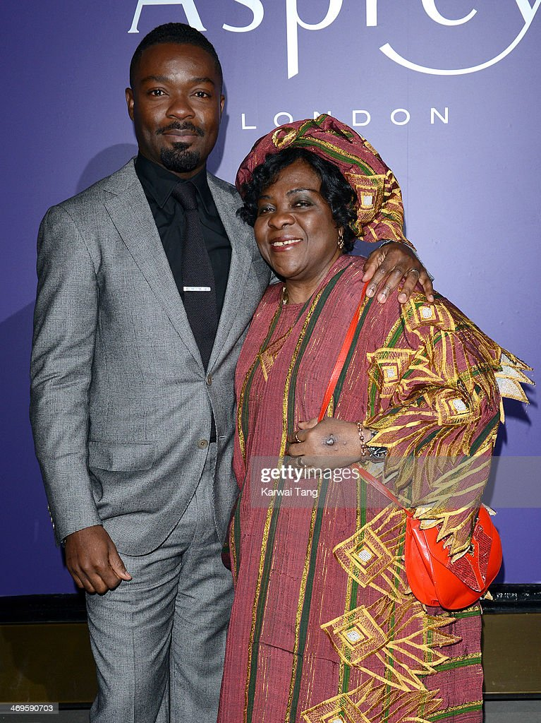 <a gi-track='captionPersonalityLinkClicked' href=/galleries/search?phrase=David+Oyelowo&family=editorial&specificpeople=633075 ng-click='$event.stopPropagation()'>David Oyelowo</a> attends the EE British Academy Film Awards Nominees Party at Asprey London on February 15, 2014 in London, England.