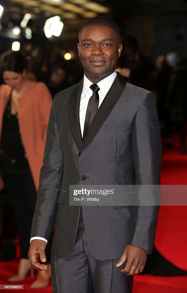 <a gi-track='captionPersonalityLinkClicked' href=/galleries/search?phrase=David+Oyelowo&family=editorial&specificpeople=633075 ng-click='$event.stopPropagation()'>David Oyelowo</a> attends the European premiere of 'Selma' at The Curzon Mayfair on January 27, 2015 in London, England.