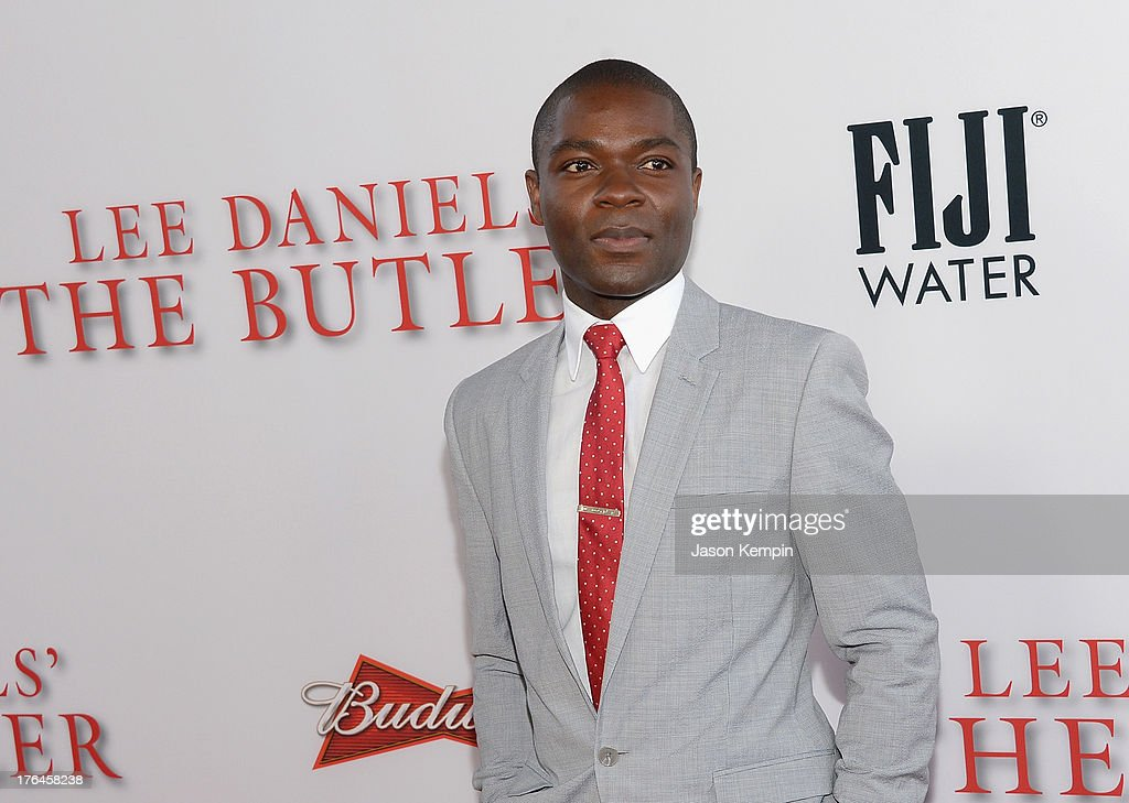 David Oyelowo attends the Los Angeles premiere of 'Lee Daniels' The Butler' at Regal Cinemas L.A. Live on August 12, 2013 in Los Angeles, California.