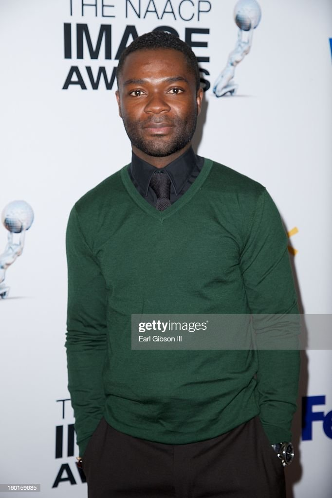 <a gi-track='captionPersonalityLinkClicked' href=/galleries/search?phrase=David+Oyelowo&family=editorial&specificpeople=633075 ng-click='$event.stopPropagation()'>David Oyelowo</a> attends the NAACP Image Awards Nominee's Luncheon at Montage Beverly Hills on January 26, 2013 in Beverly Hills, California.