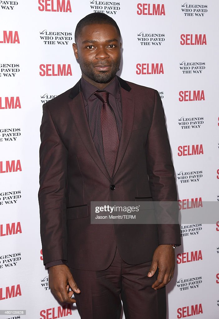 <a gi-track='captionPersonalityLinkClicked' href=/galleries/search?phrase=David+Oyelowo&family=editorial&specificpeople=633075 ng-click='$event.stopPropagation()'>David Oyelowo</a> attends the 'Selma' and the Legends Who Paved the Way gala at Bacara Resort on December 6, 2014 in Goleta, California.
