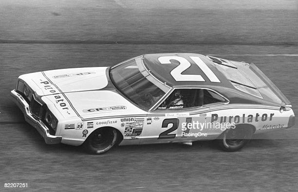 David Pearson was a lap up on the field and won the 1973 Winston 500 after weaving his way through an earlyrace 21car crash