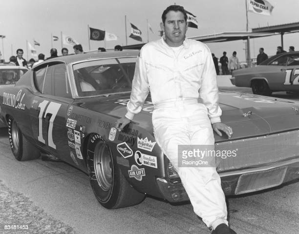 David Pearson with the HolmanMoody Ford Torino Cobra He finished 6th in the 1969 Daytona 500
