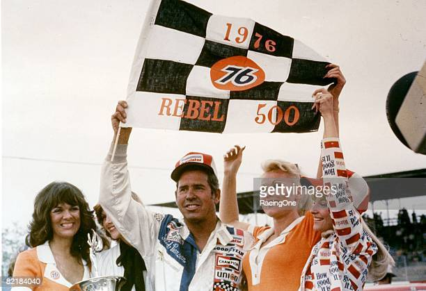 David Pearson won the Rebel 500 at Darlington in 1976 It was Pearson's 6th victory in the last eight years in this spring classic