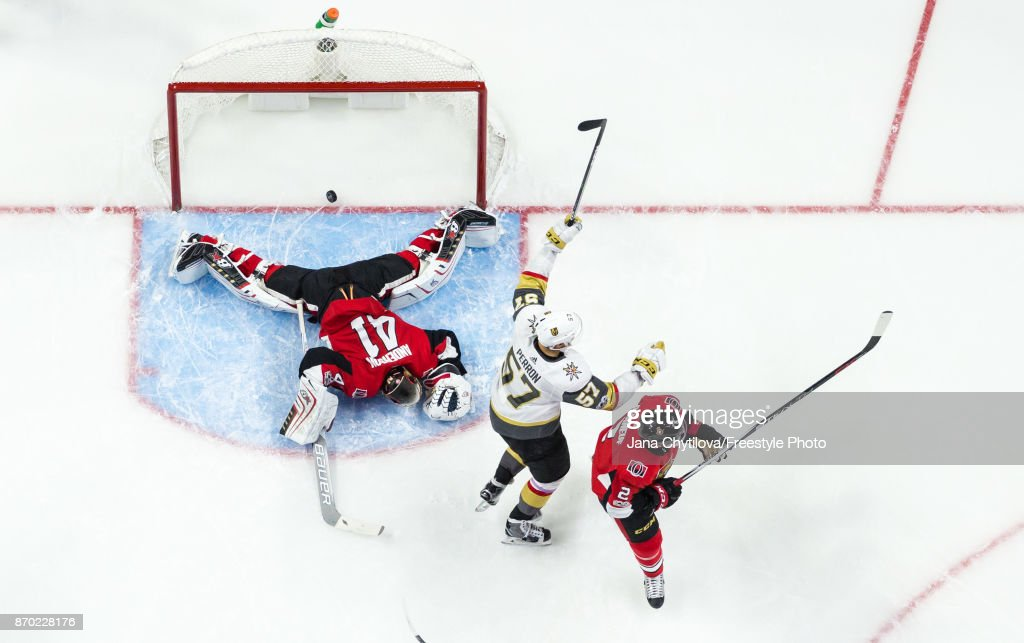 Vegas Golden Knights v Ottawa Senators