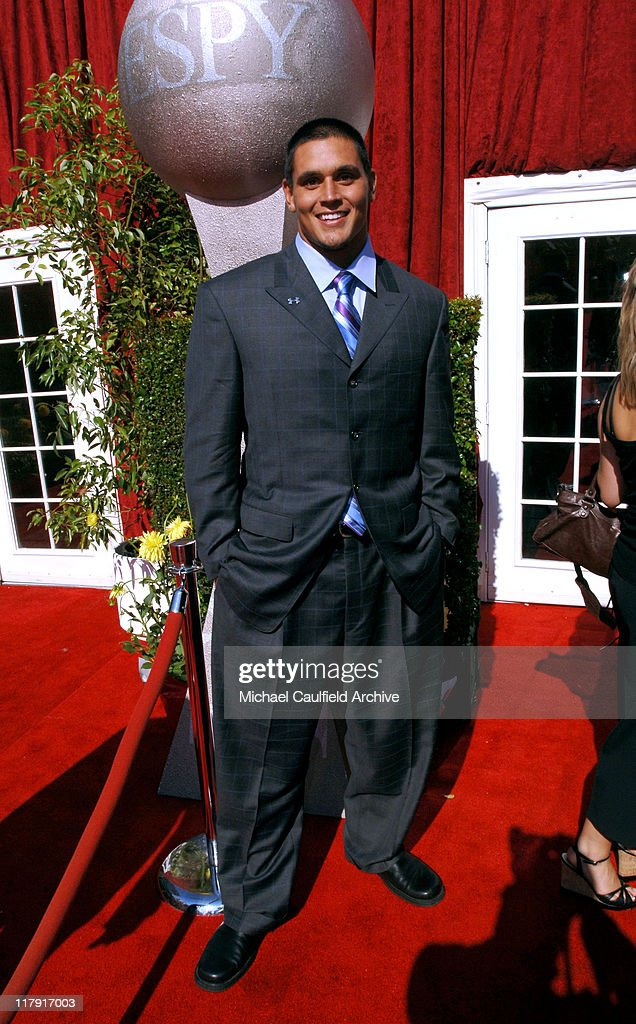 David Pollack during 2005 ESPY Awards Red Carpet at Kodak Theatre in Hollywood California United States