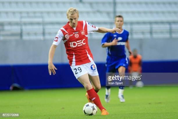 David POLLET Reims / UNFP Match amical