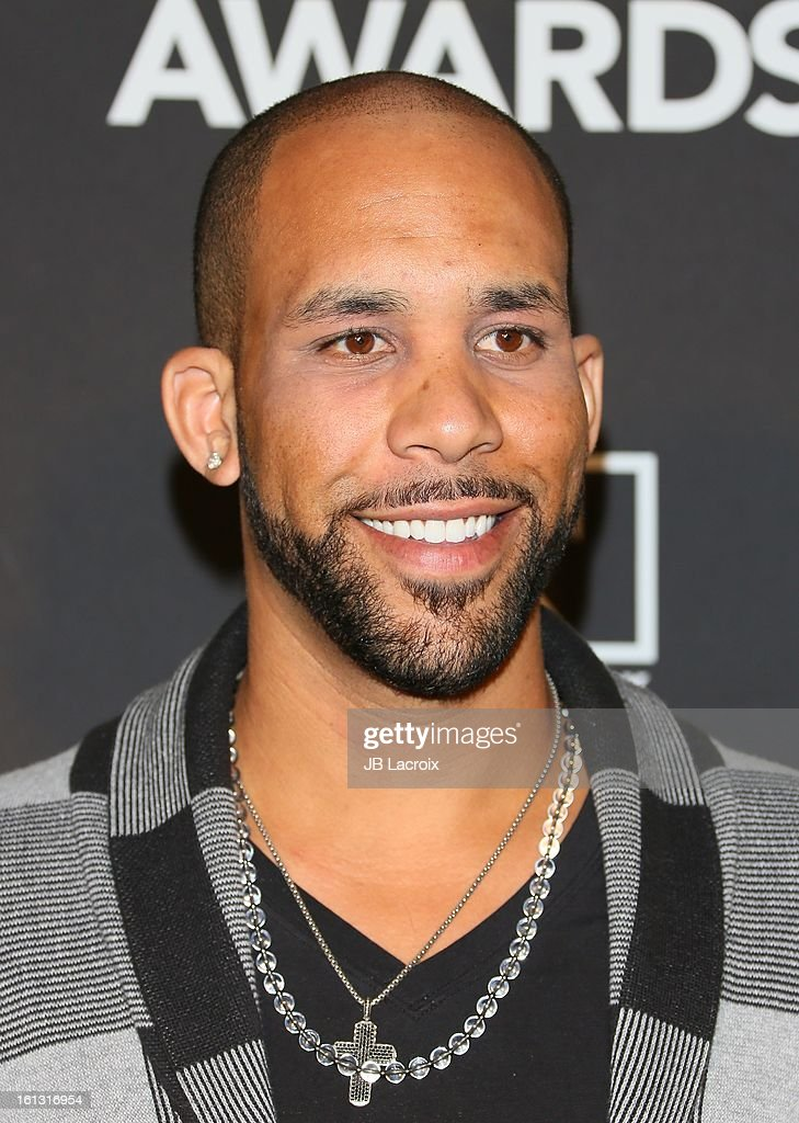 <a gi-track='captionPersonalityLinkClicked' href=/galleries/search?phrase=David+Price+-+Baseball+Player&family=editorial&specificpeople=4961936 ng-click='$event.stopPropagation()'>David Price</a> attends the Cartoon Network 3rd Annual Hall of Game Awards at Barker Hangar on February 9, 2013 in Santa Monica, California.