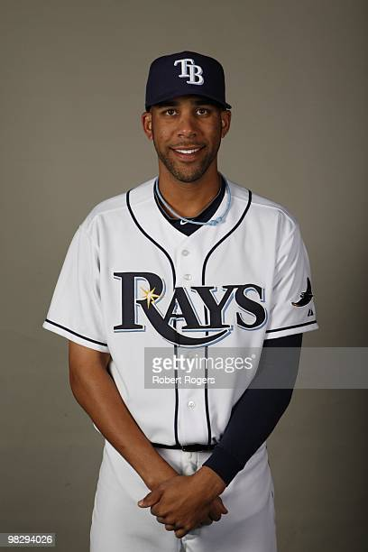 David Price of the Tampa Bay Rays poses during Photo Day on Friday February 26 2010 at Charlotte County Sports Park in Port Charlotte Florida