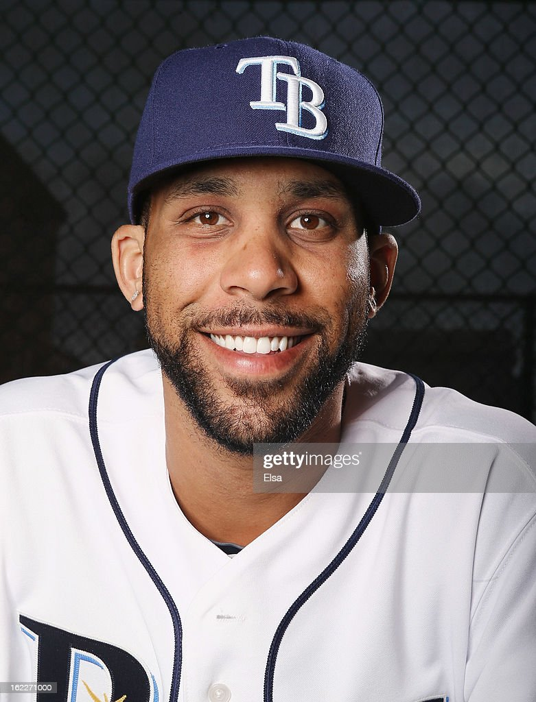 <a gi-track='captionPersonalityLinkClicked' href=/galleries/search?phrase=David+Price+-+Baseball+Player&family=editorial&specificpeople=4961936 ng-click='$event.stopPropagation()'>David Price</a> #14 of the Tampa Bay Rays poses for a portrait on February 21, 2013 Charlotte County Sports Park in Port Charlotte, Florida.