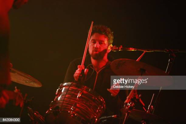 David Prowse of Japandroids performs at Electric Picnic Festival at Stradbally Hall Estate on September 2 2017 in Laois Ireland Photo by Debbie...