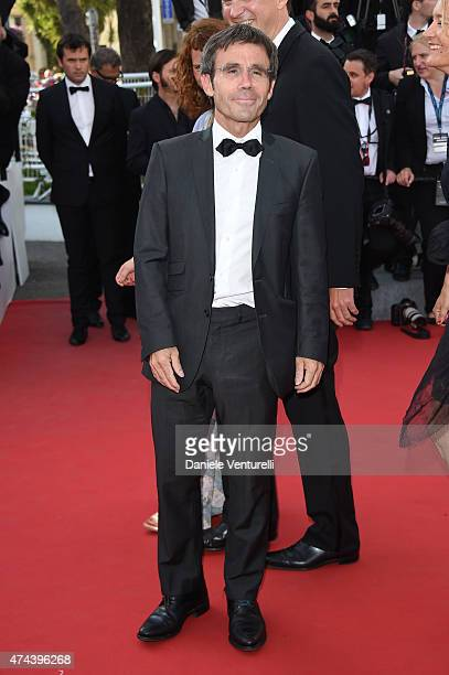 David Pujadas attends the 'Little Prince' Premiere during the 68th annual Cannes Film Festival on May 22 2015 in Cannes France
