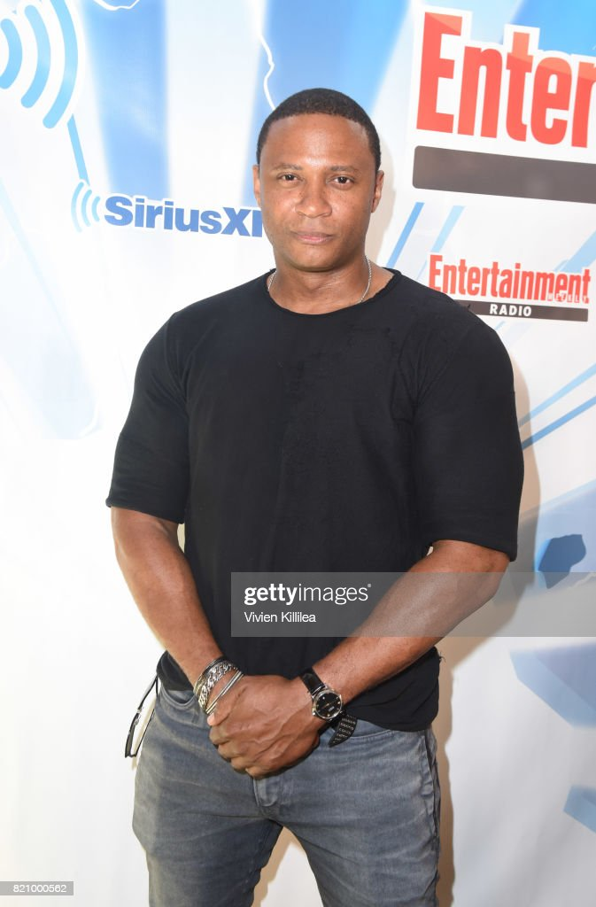 David Ramsey attends SiriusXM's Entertainment Weekly Radio Channel Broadcasts From Comic Con 2017 at Hard Rock Hotel San Diego on July 22, 2017 in San Diego, California.