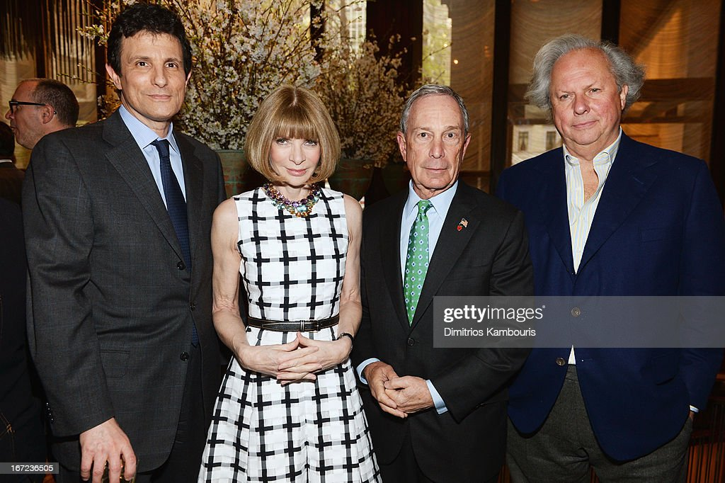 <a gi-track='captionPersonalityLinkClicked' href=/galleries/search?phrase=David+Remnick&family=editorial&specificpeople=235895 ng-click='$event.stopPropagation()'>David Remnick</a>, <a gi-track='captionPersonalityLinkClicked' href=/galleries/search?phrase=Anna+Wintour&family=editorial&specificpeople=202210 ng-click='$event.stopPropagation()'>Anna Wintour</a>, <a gi-track='captionPersonalityLinkClicked' href=/galleries/search?phrase=Michael+Bloomberg&family=editorial&specificpeople=171685 ng-click='$event.stopPropagation()'>Michael Bloomberg</a> and <a gi-track='captionPersonalityLinkClicked' href=/galleries/search?phrase=Graydon+Carter&family=editorial&specificpeople=605905 ng-click='$event.stopPropagation()'>Graydon Carter</a> attend the Conde Nast Celebrates Editorial Excellence: Toast To Editors, Writers And Contributors on April 22, 2013 in New York City.