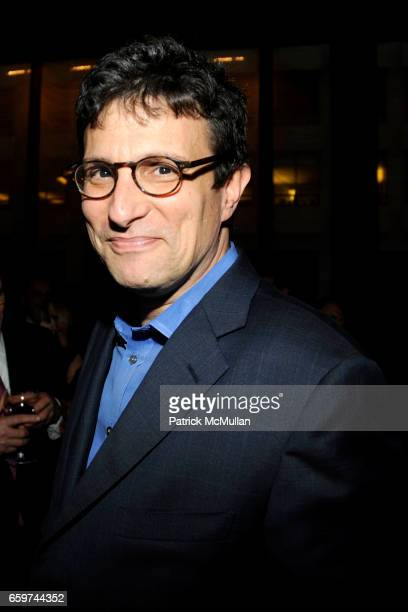 David Remnick attends PARADE MAGAZINE and SI Newhouse Jr honor Walter Anderson at The 4 Seasons Grill Room on March 31 2009 in New York City