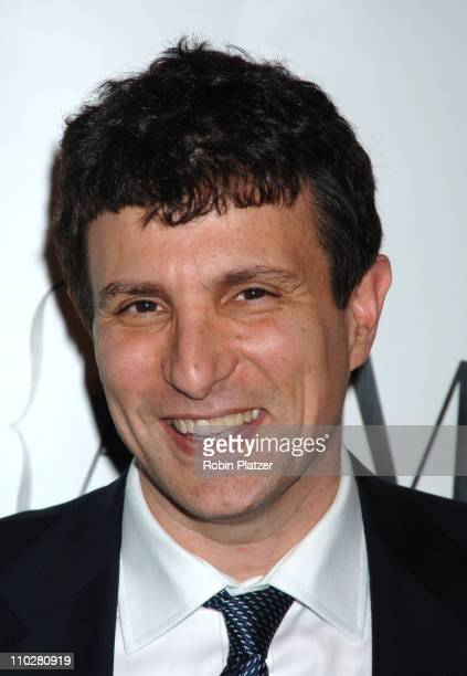 David Remnick during The 40th Annual National Magazine Awards at Frederick P Rose Hall Home of Jazz at Lincoln Center in New York City New York...