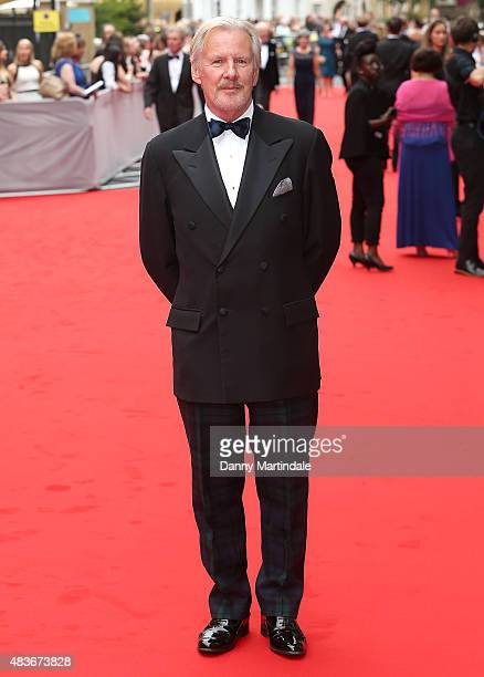 David Robb attends as BAFTA celebrate 'Downton Abbey' at Richmond Theatre on August 11 2015 in Richmond England